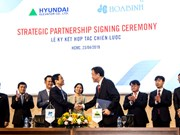 Invierte empresa de Corea del Sur 25 millones de dólares en sector de la construcción de Vietnam