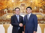 Apoyará Vietnam construcción del Centro de Investigación y Desarrollo de Samsung en Hanoi