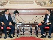 Fomenta Ciudad Ho Chi Minh relaciones con la ciudad sudcoreana de Ansan
