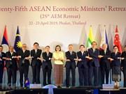 Participa Vietnam en la XXV Conferencia Ministerial de Economía de la ASEAN