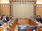 Promueven cooperación entre Vietnam y Australia en agricultura y energía