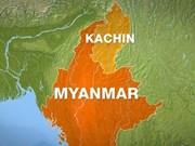 Mueren decenas de personas en Myanmar tras derrumbe de mina