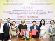 Aspira Uruguay a impulsar cooperación con Vietnam en cultura y deportes