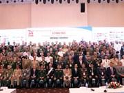 Inauguran en Vietnam Asamblea General y Congreso del Consejo Internacional del Deporte Militar