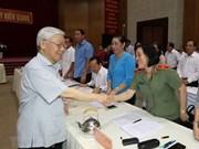 Secretario general del PCV y presidente de Vietnam, Nguyen Phu Trong, volverá a trabajar pronto, confirma Cancillería