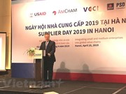 Amplían conexión comercial entre Vietnam y EE.UU.