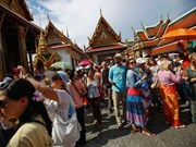 Impulsa Tailandia el turismo para prevenir la recesión económica