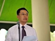 Destaca presidente de Haití potencialidades de cooperación entre Vietnam y su país
