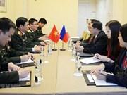 Robustecen Vietnam y Rusia la cooperación militar