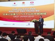 Dispuesto Vietnam a profundizar nexos de asociación con Japón