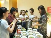 Actividad caritativa de mujeres de ASEAN en Indonesia
