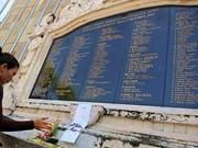 Indonesia construirá un memorial a las víctimas del ataque con bomba en Bali