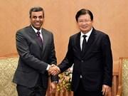 Vicepremier vietnamita llama a inversiones de Kuwait en proyectos de petróleo e infraestructura