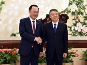 Viceministro vietnamita aboga por una cooperación más efectiva con China