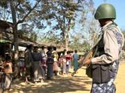 Myanmar aplasta intento de ataque de rebeldes contra oficina gubernamental