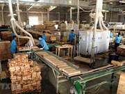 Exportación de productos madereros de Vietnam aumenta 18 por ciento