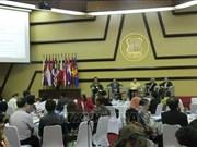 ASEAN promueve colaboración con organizaciones sociales por la comunidad
