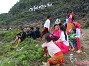 Abre centenario mercado de amor Khau Vai en provincia vietnamita de Ha Giang