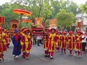 Festival en Hue honra a fundadores de oficios artesanos tradicionales de Vietnam