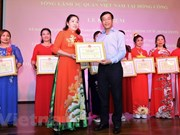 Celebran en Macao el Día de Reunificación Nacional de Vietnam