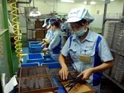 Aumentaron las inversiones en Hanoi seis veces en el primer cuatrimestre del 2019