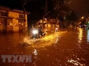 Implementarán en Hanoi aplicación móvil para advertencia de inundaciones