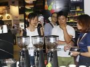 Abren en Ciudad Ho Chi Minh Exposición Internacional de Café