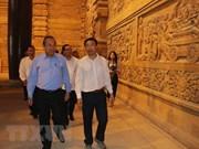 Inspecciona Vicepremier vietnamita preparativos para el Día de Vesak 2019