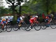 Inician carrera ciclística Hanoi – Dien Bien