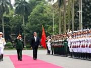 Vietnam y Japón refuerzan nexos en defensa