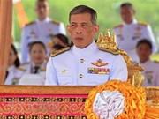 Prepara Tailandia la coronación del rey Rama X