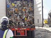 Acepta Canadá devolución de contenedores de basuras enviados a Filipinas