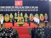 Se solidariza Corea del Norte con Vietnam por deceso del expresidente Le Duc Anh