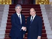 Aboga premier de Vietnam por fortalecer la cooperación con Japón en defensa