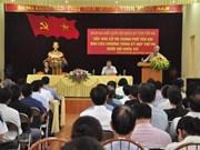 Dirigentes vietnamitas sostienen contactos con electores de cara a próximas sesiones parlamentarias