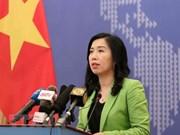 Rechaza Vietnam violación por parte de China de su soberanía en el Mar del Este