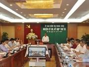 Fortalece Partido Comunista de Vietnam disciplina de militantes