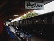 Planea Tailandia incrementar conectividad ferroviaria con Malasia