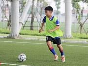 Asistirán jóvenes jugadores de Vietnam al programa social Football for Friendship en España