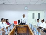 Pide premier de Vietnam movilizar más inversiones en modernización de hospitales