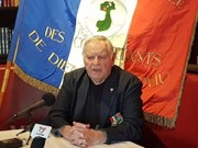 Destaca veterano francés valentía de militares vietnamitas en histórica batalla de Dien Bien Phu