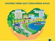 Financiará grupo internacional Aviva  proyectos comunitarios en Vietnam