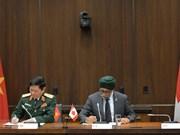 Fomentan Vietnam y Canadá relaciones en defensa