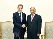 Destaca premier vietnamita relaciones económicas con EE.UU.