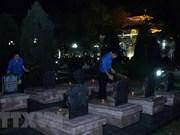 Conmemoran jóvenes vietnamitas victoria de la batalla de Dien Bien Phu