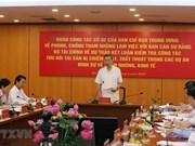 Reconocen en Vietnam esfuerzos en la lucha contra la corrupción
