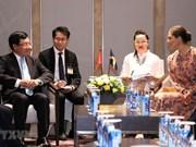 Promueven colaboración entre empresas de Vietnam y Suecia