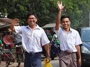 Anuncia Myanmar amnistía para miles de prisioneros por fiesta de año nuevo