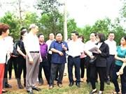 Provincias vietnamita y china promueven comercio fronterizo