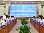Premier de Vietnam instó a que localidades sureñas que tracen orientaciones de desarrollo a largo plazo